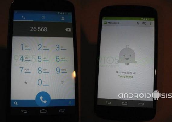 Solución a los errores presentados en el Nexus 4 tras la actualización a Android 4.4 Kit Kat
