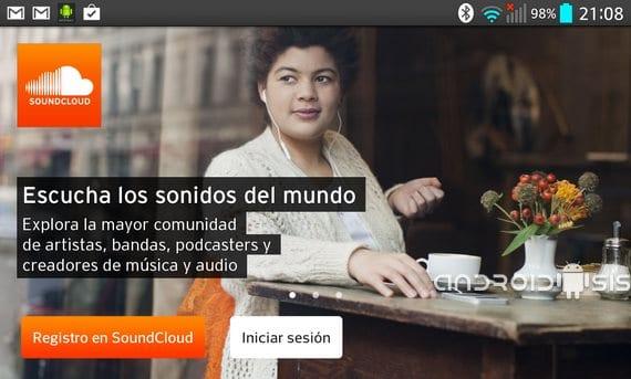 SoundCloud, descubriendo música en la nube