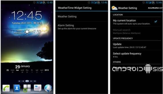 Descarga Los Widget Del Asus Padfne 2 Para Cualquier Android