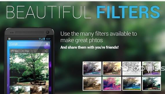 Aplicaciones increíbles para Android, Hoy Snapy
