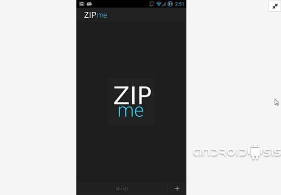 Aplicaciones increíbles para Android, Hoy ZIPme