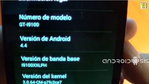Cómo actualizar el Samsung Galaxy S2 a Android 4.4 Kit Kat con CyanogenMod 11U