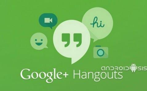 Descarga la última versión de Hangouts 2.0.2.16
