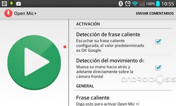 Google Now despierta con OK Google incluso en Español