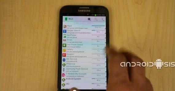 Herramientas increíbles para Android, Wakelock Detector Save-Battery