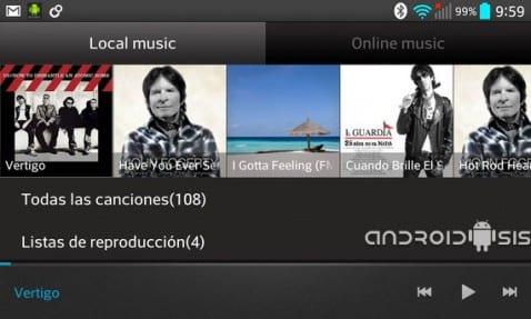 Huawei Music Player: Descarga la fantástica aplicación de música de los terminales Huawei