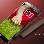 LG G2 comienza a recibir la actualización a Android 4.4 Kit Kat