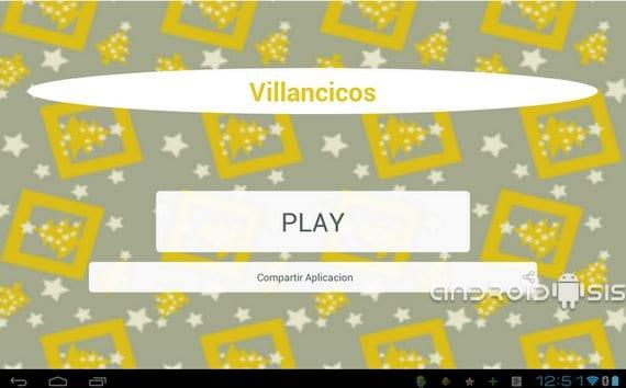Los mejores villancicos populares disponibles en tu Android