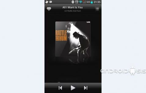 Remember Android: MIUI Music Player versión 1.0