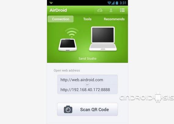 Vídeo-tutorial: Primeros pasos con Airdroid