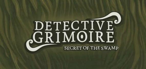 Detective-Grimoire-Logo