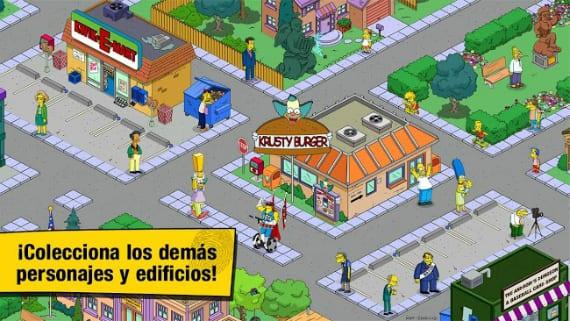Los Simpson-Springfield-para-Android