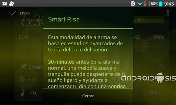 Aplicaciones increíbles para Android, Hoy Timely el mejor despertador para tu Android