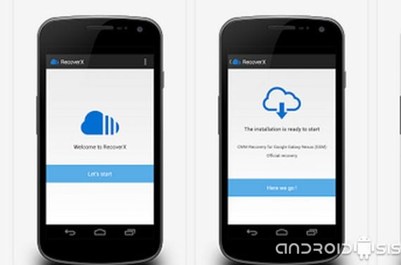 Cómo instalar el Recovery modificado fácilmente en un montón de terminales Android