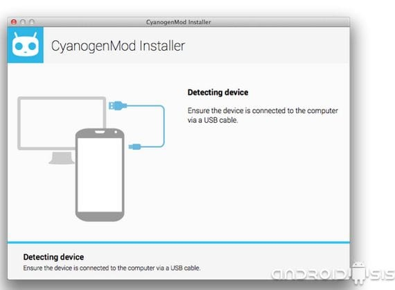 Cyanogenmod Installer disponible ahora para MAC