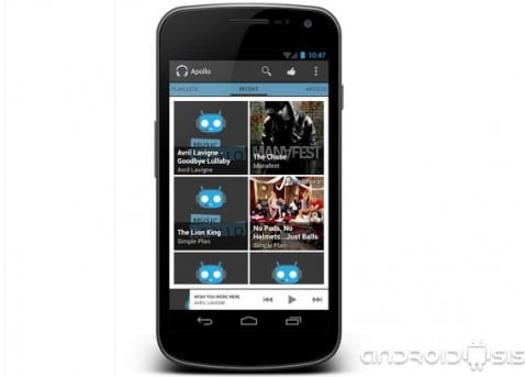 Descarga e instala Apollo Music Player en cualquier Android