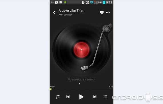 Descarga Lenovo Music Player el sensacional reproductor de Lenovo