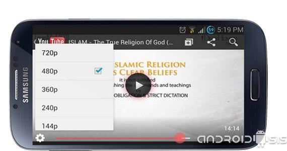 Descarga los contenidos de You Tube directamente desde tu Smartphone o Tablet