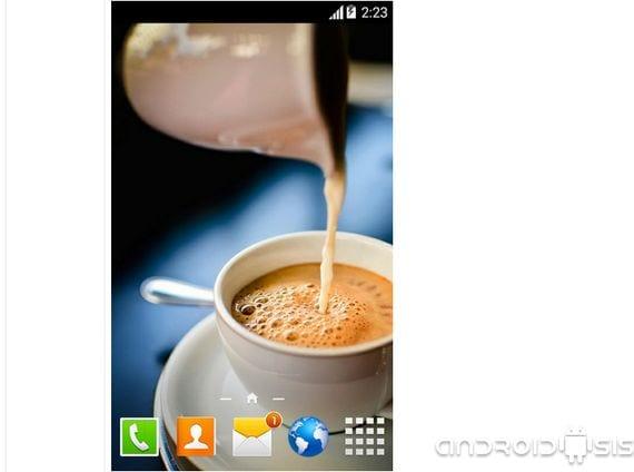 Launcher Samsung Galaxy Note 3 para todos los Android (Clon))