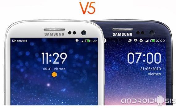 Miui Rom V5 para el Samsung Galaxy S3