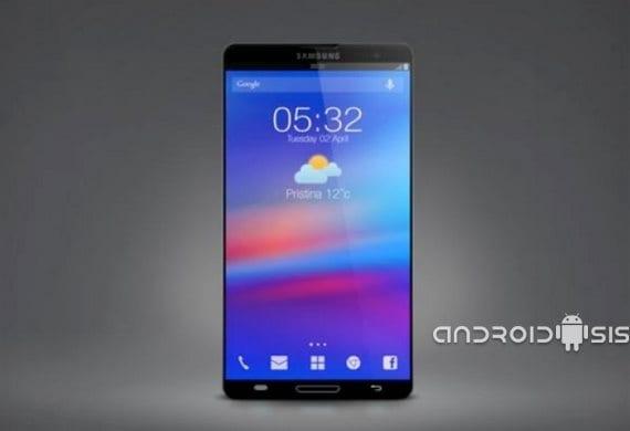 Samsung Galaxy S5 con batería de 2900 mAh