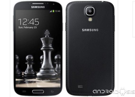 Samsung anuncia dos ediciones Samsung Black Edition para el Samsung Galaxy S4 y S4 mini