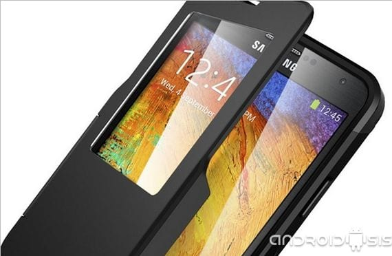 Samsung Galaxy Note 3, solución al bloqueo de las fundas Samsung no oficiales