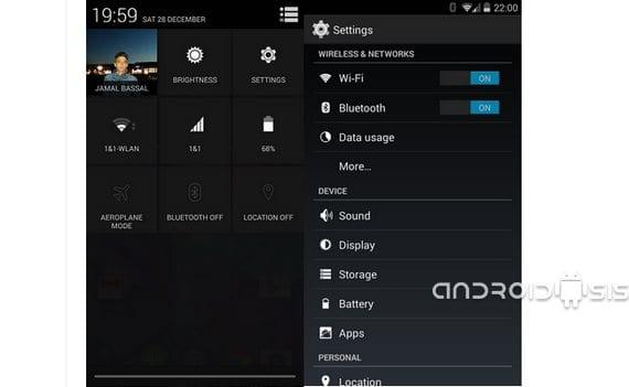 Samsung Galaxy S4, actualización a Android 4.4.2 mediante Google Edition
