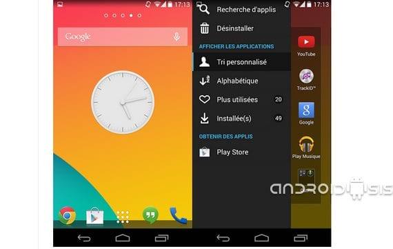 Sony Xperia Z1, Descarga el Launcher apto para todos los Android