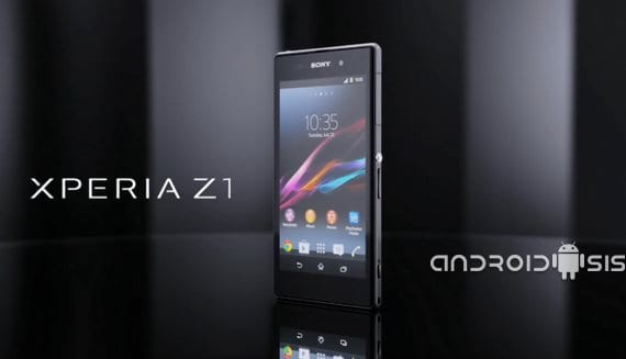 Sony Xperia Z1, Download Launcher Android suitable for all