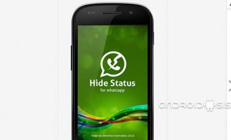 Whatsapp como ocultar tu estado para no ser detectado por tus contactos