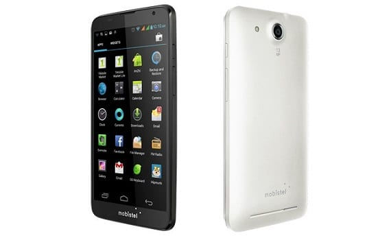 Cinus T7 Brand Mobistel Korean smartphone arrives in Spain with T7 Cinus 6, Dual SIM and Camera 13MP