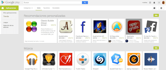 Instalar apps Android
