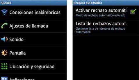 llamadas Android