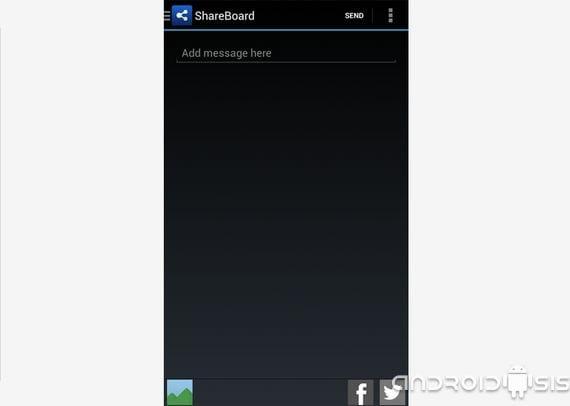 Cómo compartir contenido en varias redes sociales al mismo tiempo con Shareboard