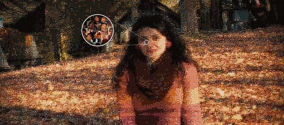 Cómo crear una foto compuesta con miniaturas de otras fotografías utilizando solo tu Android