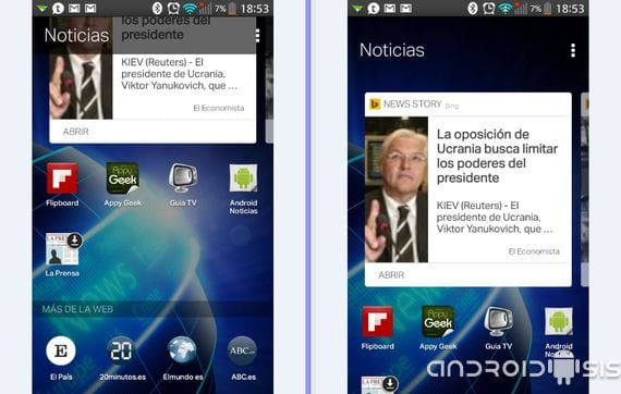 EverythingMe Launcher, el Launcher más novedoso para Android se actualiza con nuevas funciones interesantes