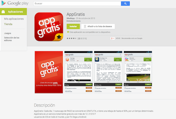 Instalar apps en Android