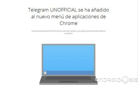 Telegram también disponible para tu ordenador personal