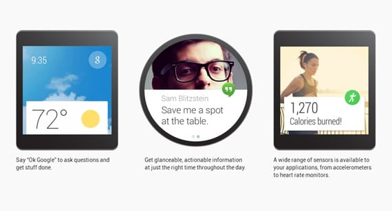 Android Wear mas