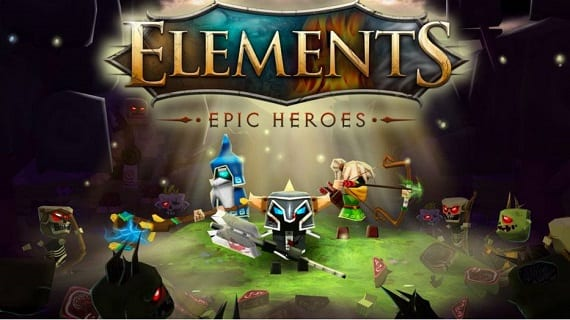 Elements Epic heroes