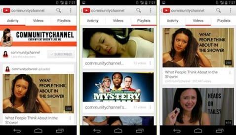 [APK] Descarga la última versión de You Tube para Android con muchas mejoras