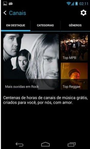 [APK] Mix Radio de Nokia X para todos los Android 4.1.2 o superior