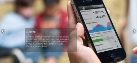 Aplicaciones increíbles para Android: Hoy Fintonic