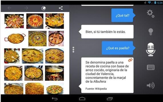Aplicaciones increíbles para Android, Hoy Siri para Android