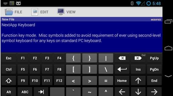 Aplicaciones increíbles para Android, Hoy un teclado Android con muchas funciones extras