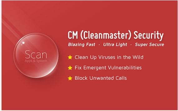 CM Security, un anti-virus para Android de lo más completo