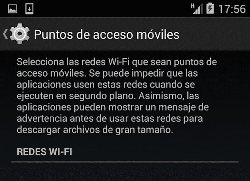 android hotspot