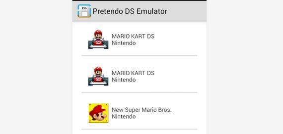 Convierte tu Android en una Nintendo DS, NDS