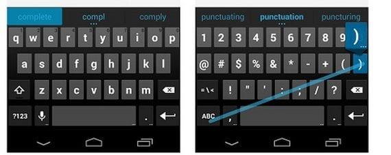 [APK] Google Keyboard se actualiza a la versión 3.0 incluyendo muchas mejoras